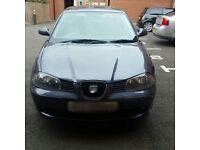 Seat Ibiza Sport 5 Door Hatchback 2006