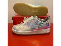 Nike Air Force 1 ID Iridescent 7.5/8