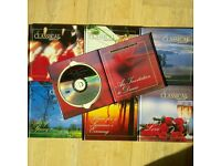 7 Classical CDs and booklets.