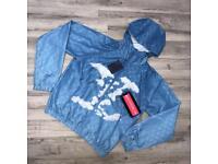 Louis Vuitton cloud jacket windbreaker