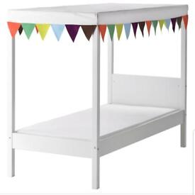Toddlers-child's bed frame - ikea Ovre immaculate condition 30