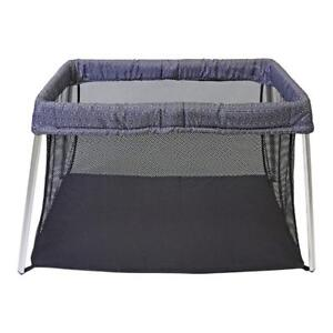 NEW Cosco Easy Go Travel Playard - Phantom Black
