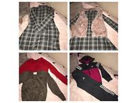 Girls clothes 7-8 years all good condition, some of them looks like new.