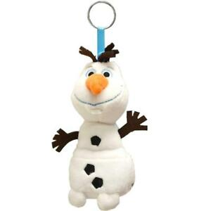 Disney Frozen Soft Plush Olaf Key Chain 6 Inch