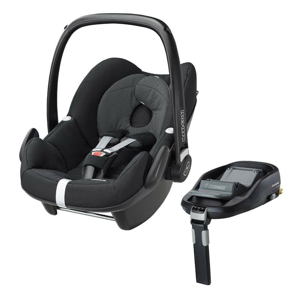 Maxi Cosi Pebble Amp Familyfix Isofix Base In Dorchester