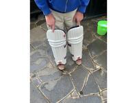 Grey Nicholls lightweight cricket pads