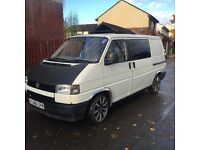 Vw transporter carrevelle 1.9TDI , only done 158500 miles