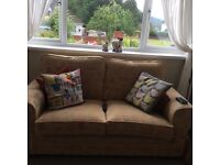 Comfortable 2-seater sofa