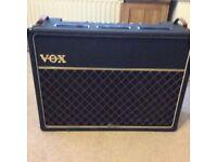 Vox AC30 amplifier