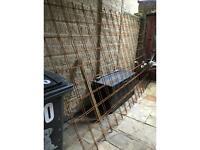 Steel reinforcement lattice heavy duty steel