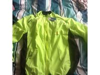 Brand new cycling jacket