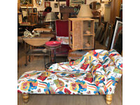 Chaise Longue - In Good Condition - Free Local Delivery.