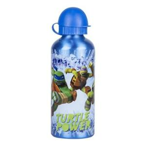 Teenage Mutant Ninja Turtles Aluminum Bottle Blue