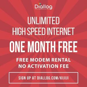 UNLIMITED home internet! Fast reliable CHEAP internet! Perfect for IPTV Magbox iPhone Android Netflix and more!