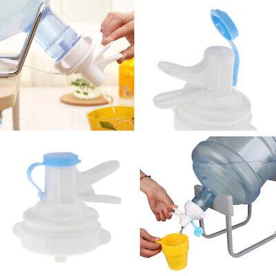 4 Stück Wasserflasche Dispenser Ventil für Krone Top 3 5 Gallonen