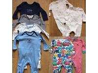 24 Piece Boys 6- 9 Month Bundle