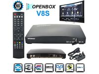 OPENBOX V8S .SKYBOX.ZGEMMABOX ,NEW FOR SALE OR SOFTWARE UPDATE