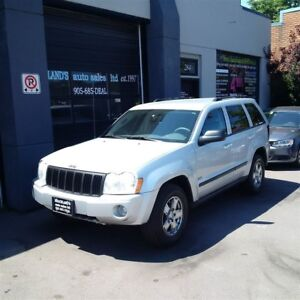 2007 Jeep Grand Cherokee Laredo 4WD SPECIAL EDITION, CHROMIES!