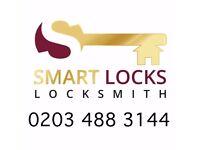 Smart Locks Locksmith - 24HR Locksmith - Call Now