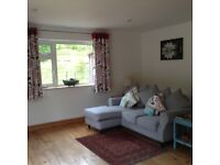 1 Bed end of Terrace house,rural village setting,sea and countryside views, Cockwood