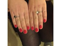 Fully qualified nail gel technicians