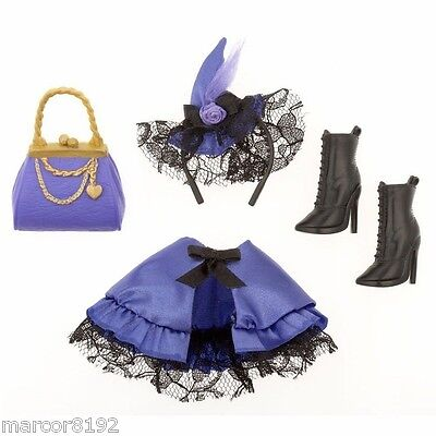BRATZILLAZ GALM GETS WICKED NIGHT OUT FASHION ACCESSORY PACK FITS MONSTER HIGH
