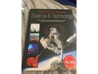 Science& technology book