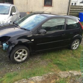 Ford Fiesta ST 150 2007 Model Spares or Repairs