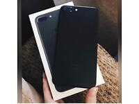 Iphone 7 plus matt black
