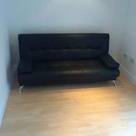 3 Seater Sofa Bed, in good condition!
