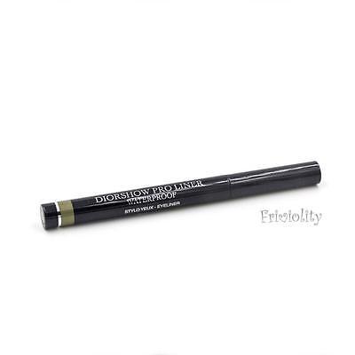 DIOR Diorshow Pro Liner Waterproof Eyeliner # 472 PRO KHAKI 0.01 oz