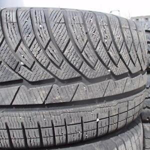 MICHELIN PILOT ALPIN 245/40R18 WINTER TIRES