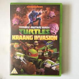 Teenage Mutant Ninja Turtles Kraang Invasion BRAND NEW Teenage Mutant Ninja Turtles Kraang Invasion