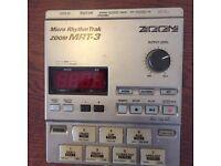 Zoom MTR-3 Drum Machine