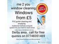 Me 2 you window cleaners