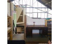 Stoke Newington Desk Space : Studio for Creatives, Graphic Design, Freelance Artists