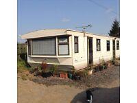 Montrose 32x12 static caravan