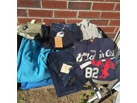 job lot man clothes all brand new