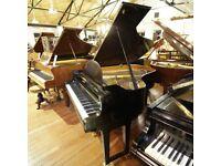 Ibach Baby Grand Piano Black By Sherwood Phoenix Pianos