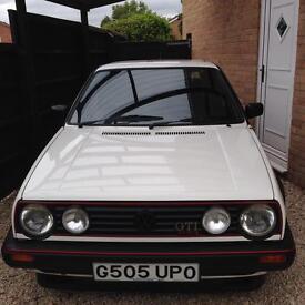 Vw Golf Mk2 GTI 16v