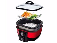 GoChef 8 in 1 non-stick multi-function cooker