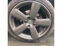 18inch Audi alloys