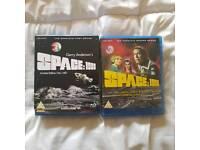 Space 1999 season 1 and 2 bluray boxsets