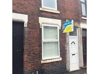 LET BY - 2 BEDROOM - PORTLAND STREET - STOKE ON TRENT - LOW RENT - DSS ACCEPTED - NO DEPOSITS