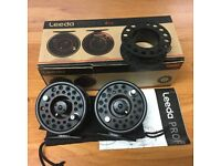 A Pair of Leeds Profil #5/6 reels