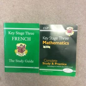 CGP KS3 Book bundle