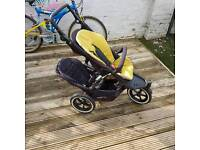 Phil & Ted Sports Double Buggy