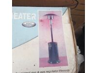 Patio heater BNIB