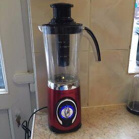 Andrew James 4 in 1 Multifunctional 1 Litre Smoothie Maker, 1.5 litre Blender, Grinder And Juicer