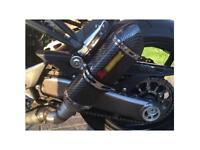 Yamaha Fazer fz1 exhaust and link pipe